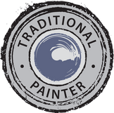 traditional painter logo
